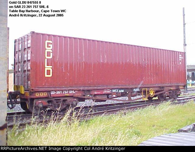 Gold 42G1 GLDU 047555 8