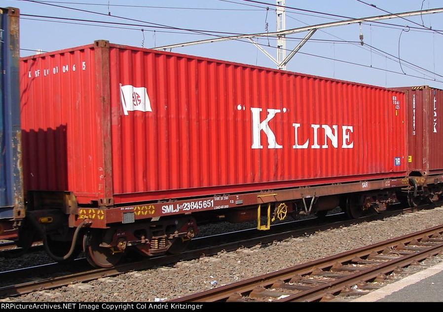 K Line 42G1 KKFU 101046 5