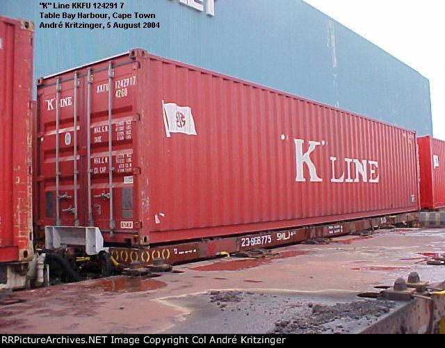 """K"" Line 42G1 KKFU 124291 7"