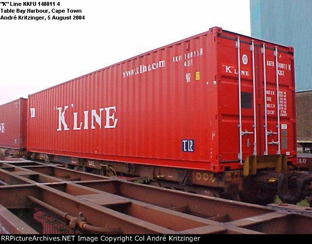 """K"" Line 42G1 KKFU 148811 4"