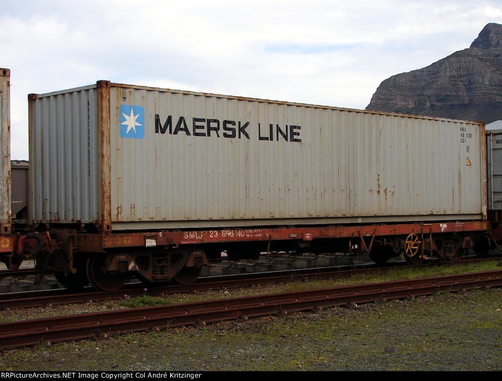 Maersk 42G1 MRKU 046963 0