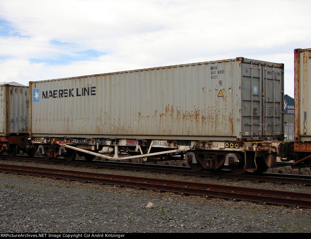 Maersk 42G1 MRKU 047688 1