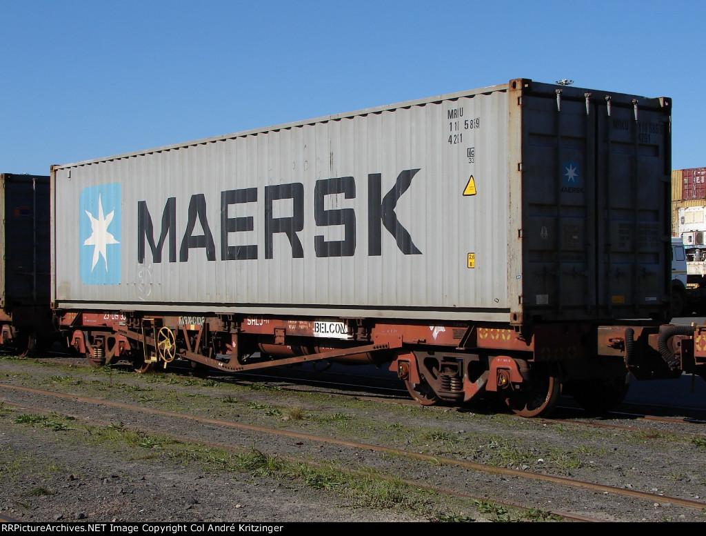 Maersk 42G1 MRKU 110585 9