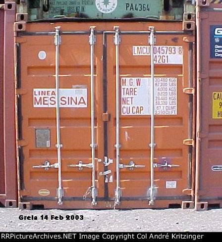 Messina 42G1 LMCU 045793 8