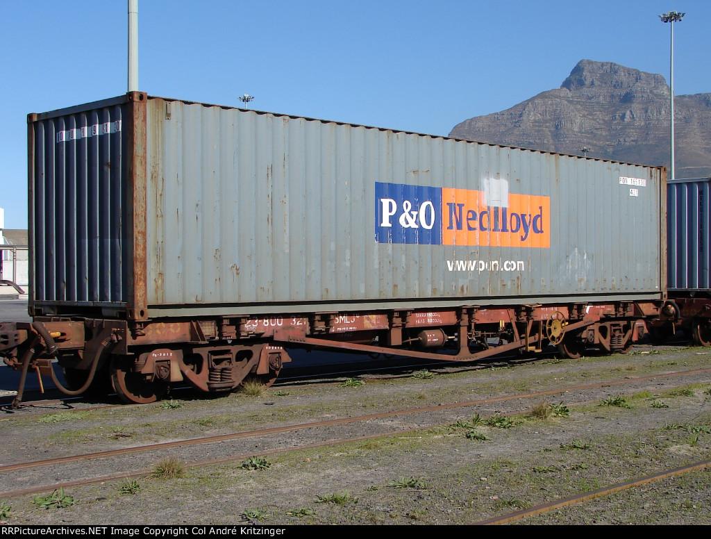 P&O Nedlloyd 42G1 PONU 169513 0