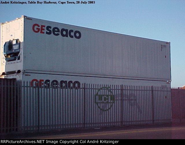 GE SeaCo 45R1 GESU 912298 2
