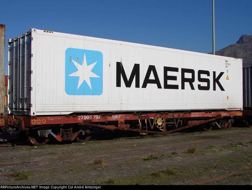 Maersk 45R1 MNBU 377525 3