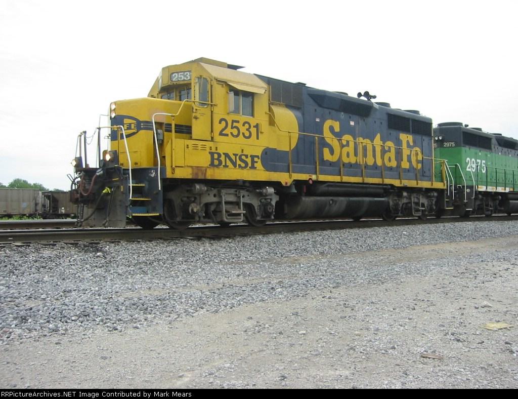 BNSF 2531