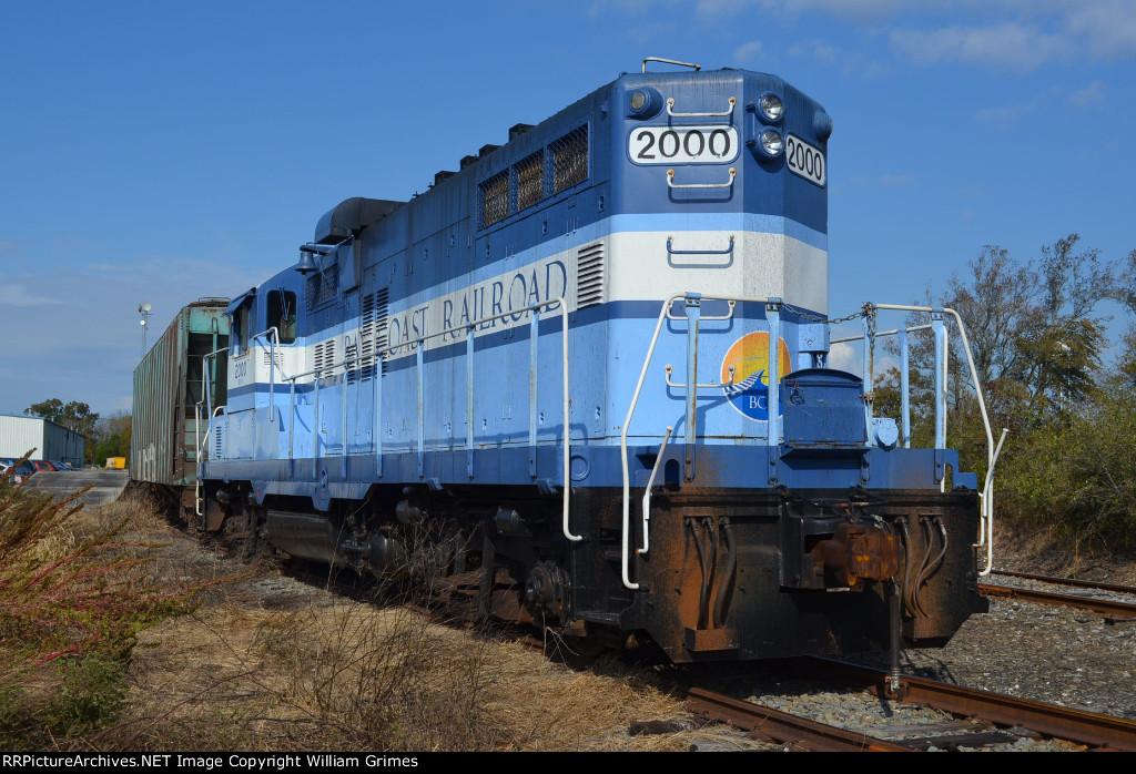 BCR 2000