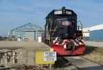The Eastern Shore is no more... but it's hard to tell! In January 2006 they became the Bay Coast Railroad