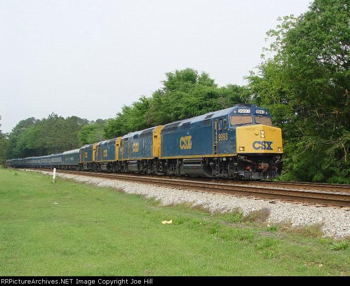 CSX 9993 (CSX P912)