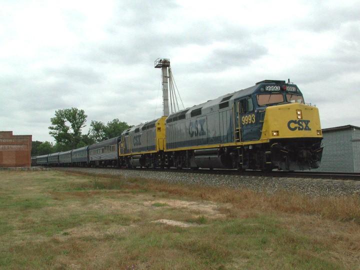 CSX 9992 (CSX P951-03)