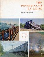 Annual Report Color Cover ~ 1964