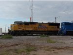 UP SD70M 5029
