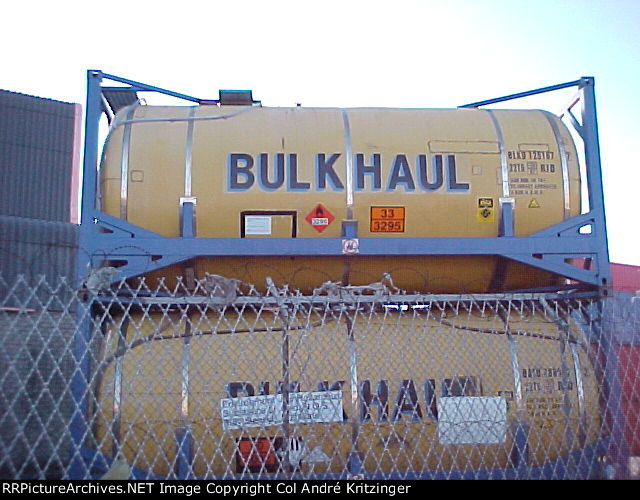Bulkhaul 22T6 BLKU 125167 7