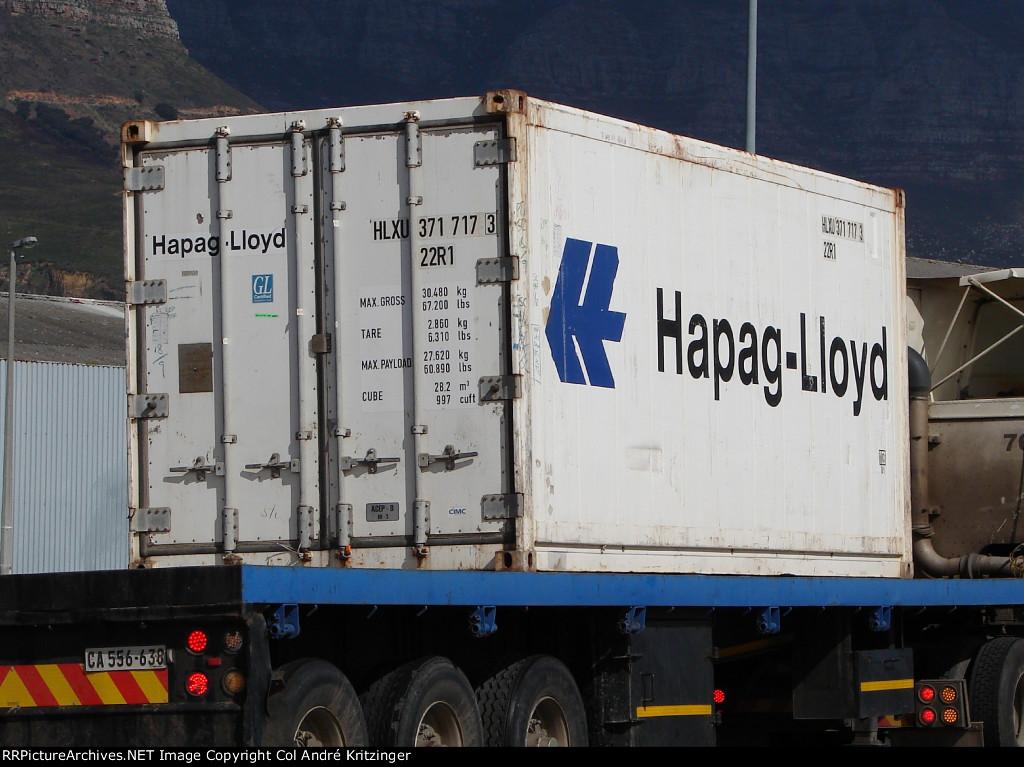Hapag-Lloyd 22R1 HLXU 371717 3