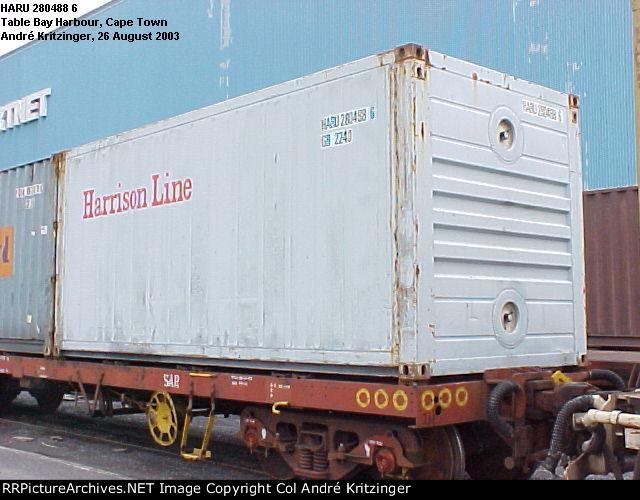 Harrison Line 22R1 HARU 280488 6