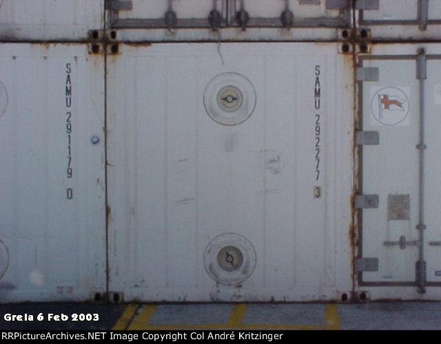 Safmarine 22R1 SAMU 292277 3