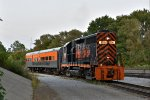 WE 106 is now on former A&BB RR tracks.