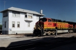 BNSF 4536