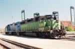 BNSF 2370