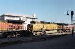 BNSF 4527