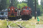 SW's and GP9's
