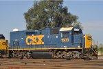 CSXT 1503 On CSX Y 101 At New River Yard