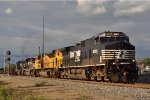 NS 9068 On NS 60 C Eastbound