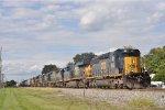 CSXT 4052 On CSX J 783 Eastbound