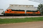 BNSF duo in Amory