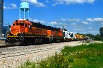 BNSF 2632 and 2889