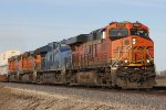 BNSF 6920 leads the GECX 2033 & two Dash-9s