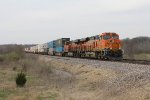 BNSF 7957 & 7034 roll east leading the Q-LACCHI2