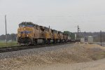 Bound for Global 4 outside Joliet, ZCIG4 continues east
