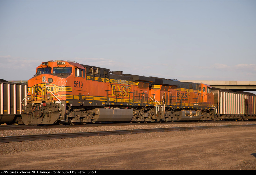 BNSF5619 and BNSF6397