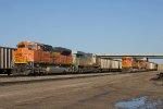 BNSF8429, CREX1338; and BNSF8557