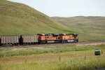 BNSF9311 and BNSF6058