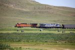 BNSF5618 and CREX1327