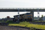 UP7382, UP3873 and CSX3432