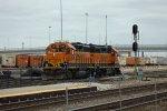 BNSF2666 and BNSF1528