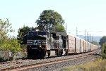 NS 9761 leads train 11J