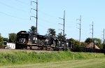 NS 8817 leads train 38G
