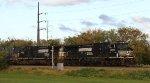 NS 9209 & 9670 lead train 62V