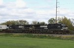 NS 9682 & 9463 lead train 20K eastbound