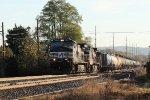 NS 9428 leads train 19G