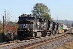 NS 9864 leads train 21M