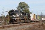 NS 8426 leads train H68