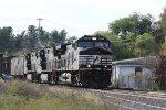 NS 9701 leads train 36Q