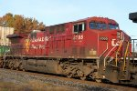CP 8505 on NS train 24Z